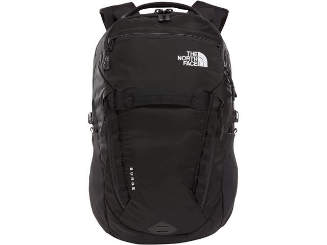 The North Face Surge Plecak, tnf black